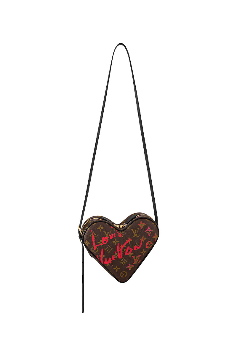 Chinese Valentine's Day Louis Vuitton Sac Coeur