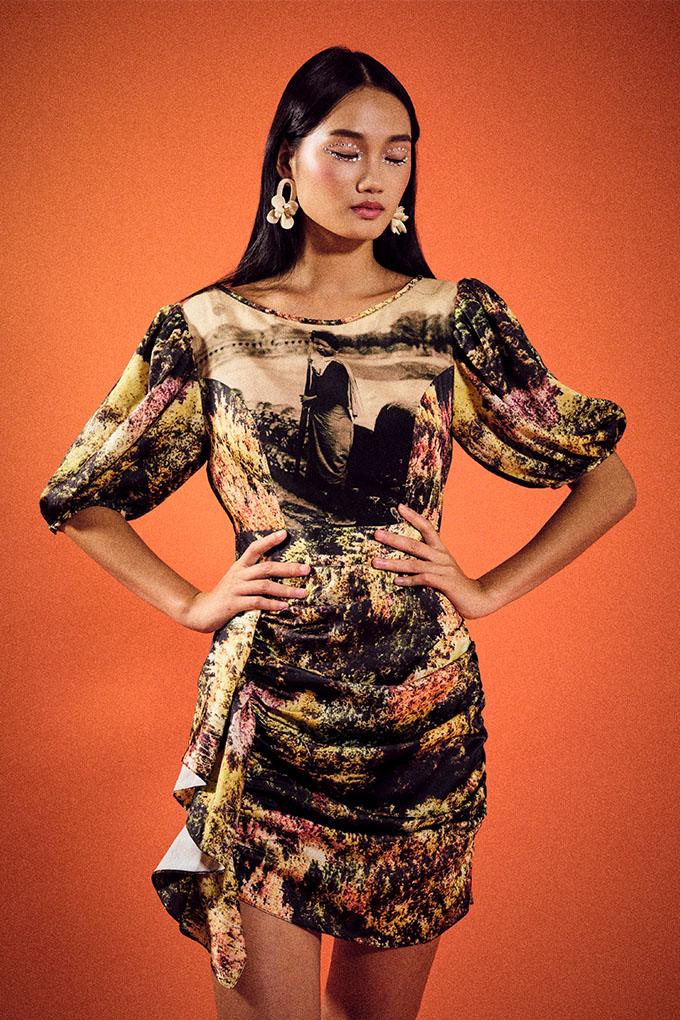 ong shunmugam cruise 2022 B14 dress autumn