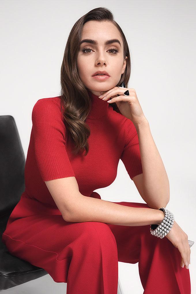 Cartier-lily-collins-ambassador