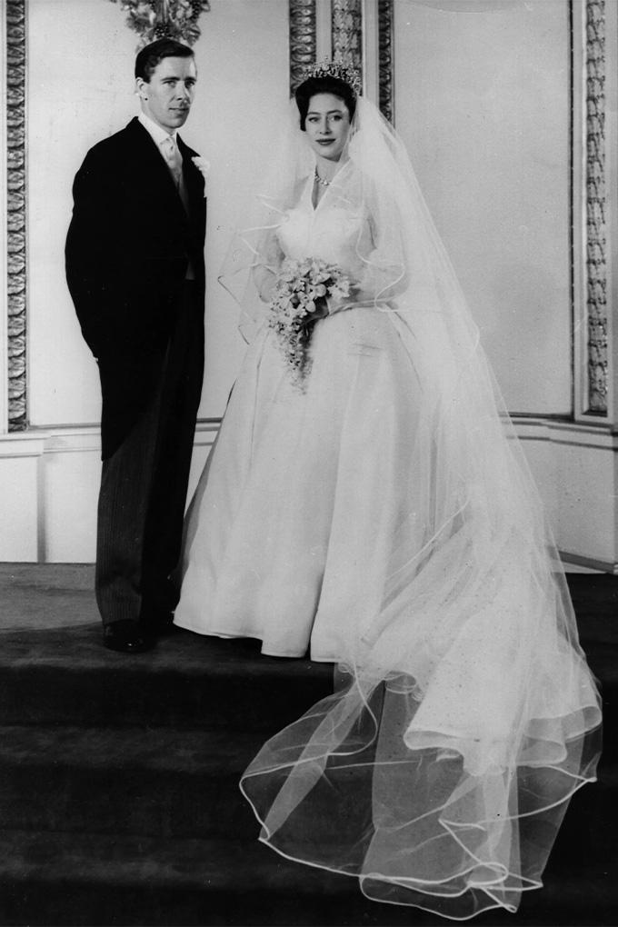 Princess Margaret Wedding Portrait
