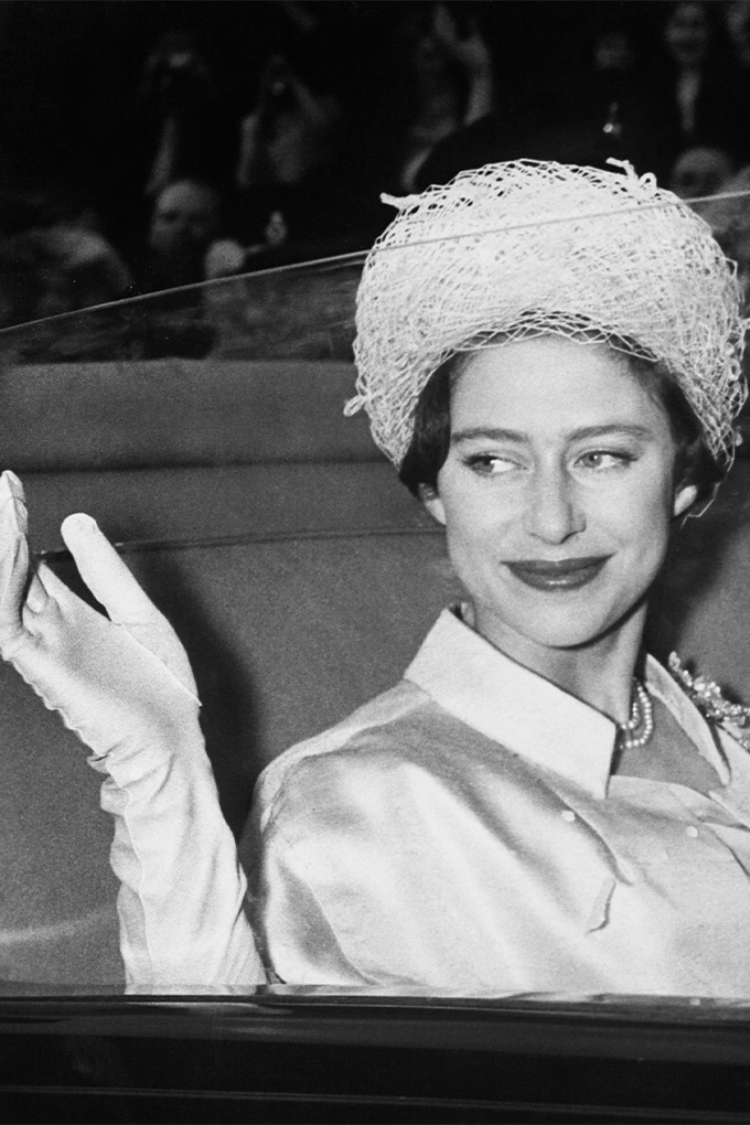 Princess Margaret Honeymoon