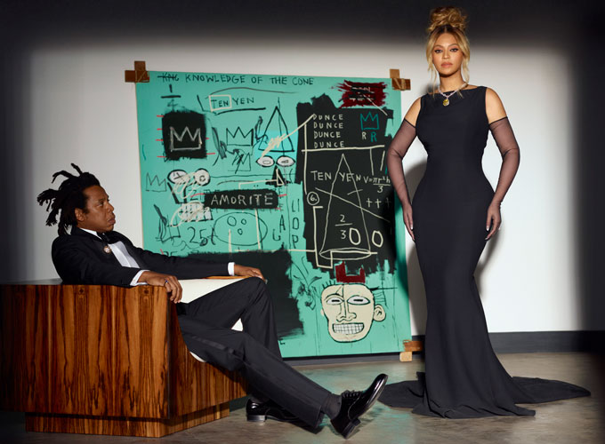 Beyonce Jay Z Tiffany campaign add pic