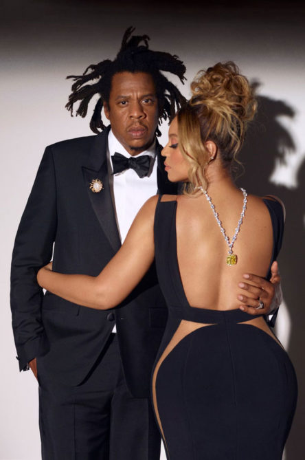 Beyonce Jay Z Tiffany campaign pic