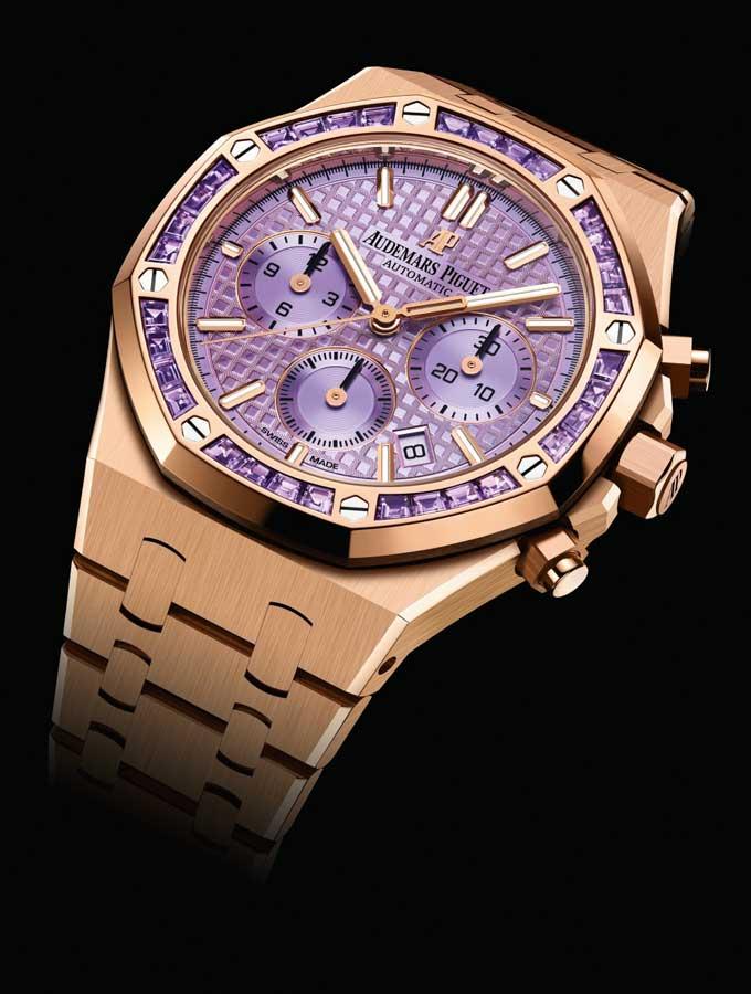 Pastel watch trend ap