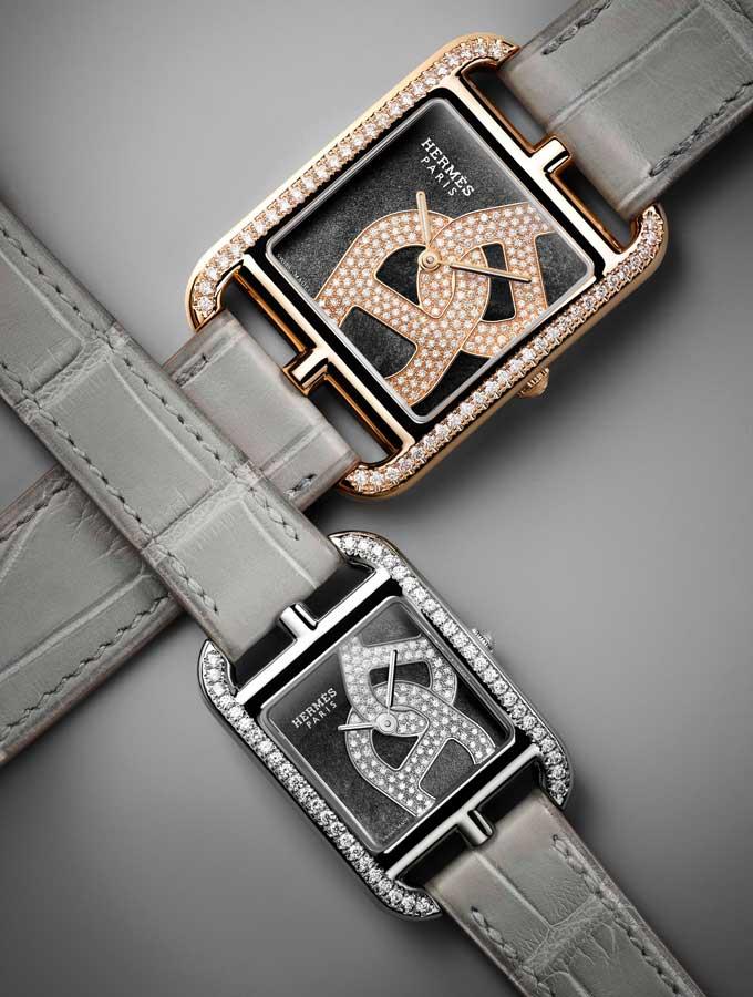 Pastel watch trend hermes