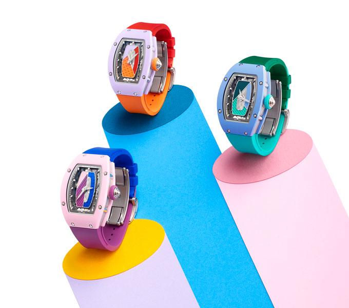 Pastel watch trend rm