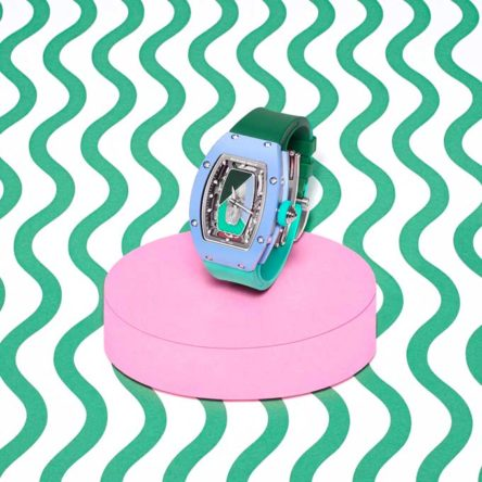 Pastel watch trend square image