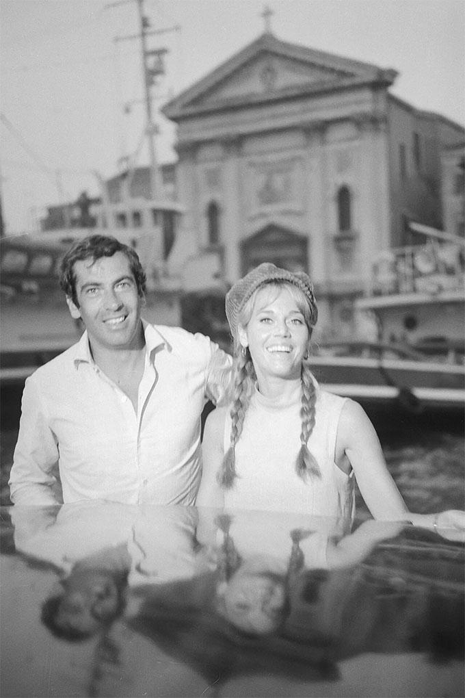 Jane Fonda Venice Film Festival