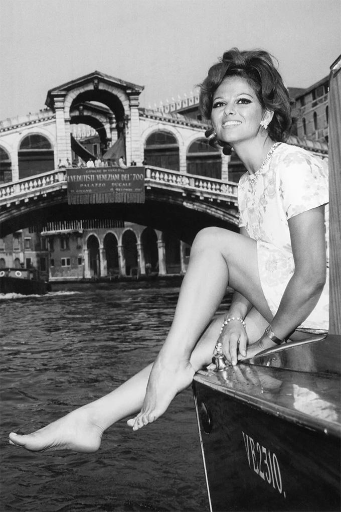 Claudia Cardinale Venice Film Festival