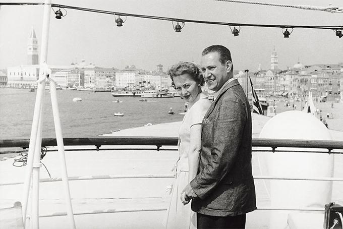 Olivia de Havilland Venice Film Festival