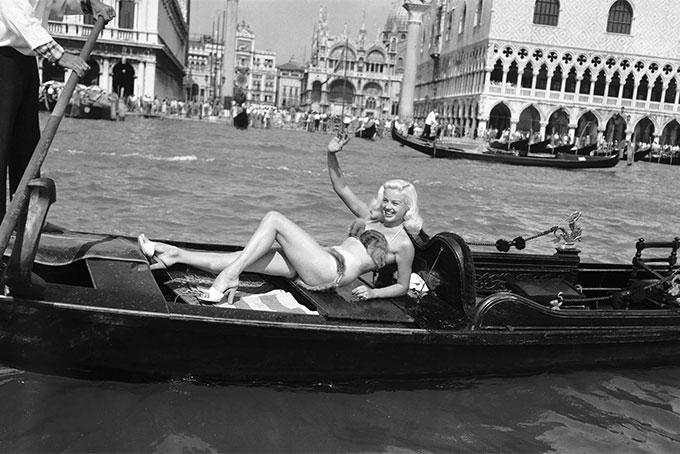 Diana Dors Venice Film Festival