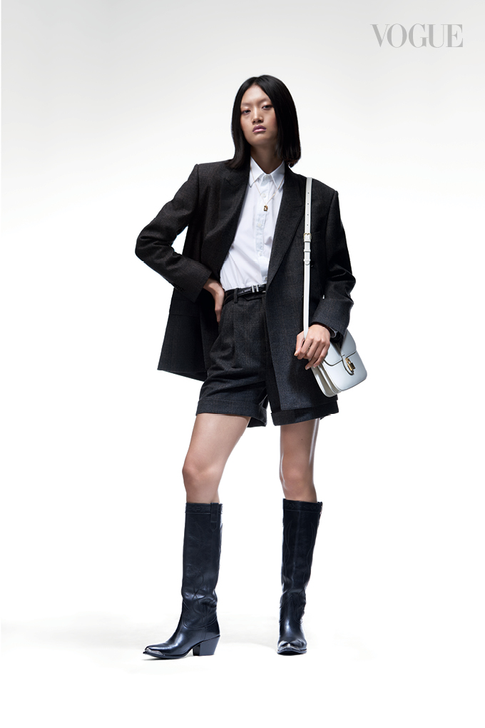 Celine AW21_The new work suit