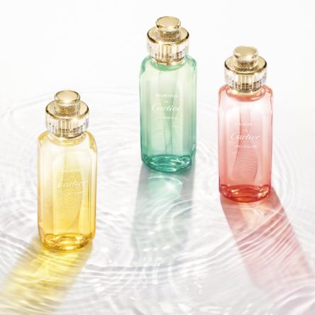 Vogue Singapore 2021 - Rivières de Cartier beauty perfume fragrance