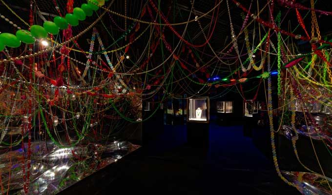 Bulgari Colours exhibition Seoul multi