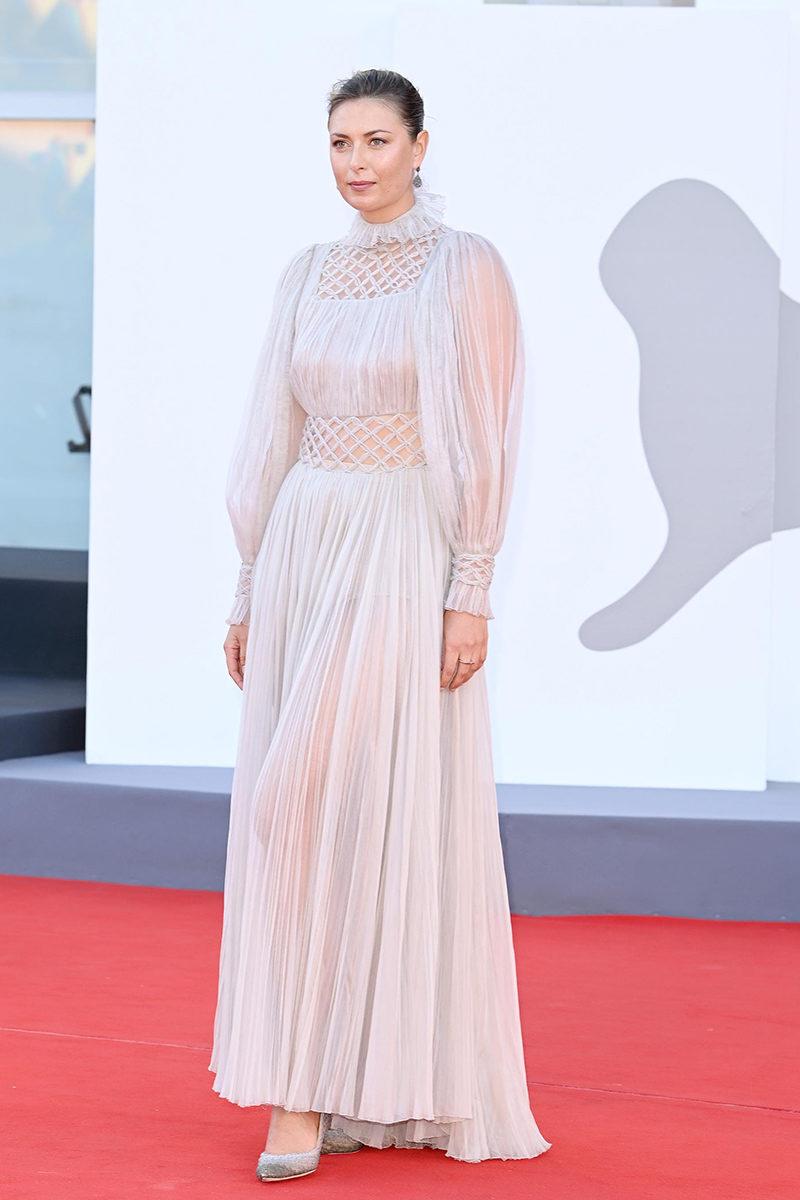 Maria Sharapova in Dior