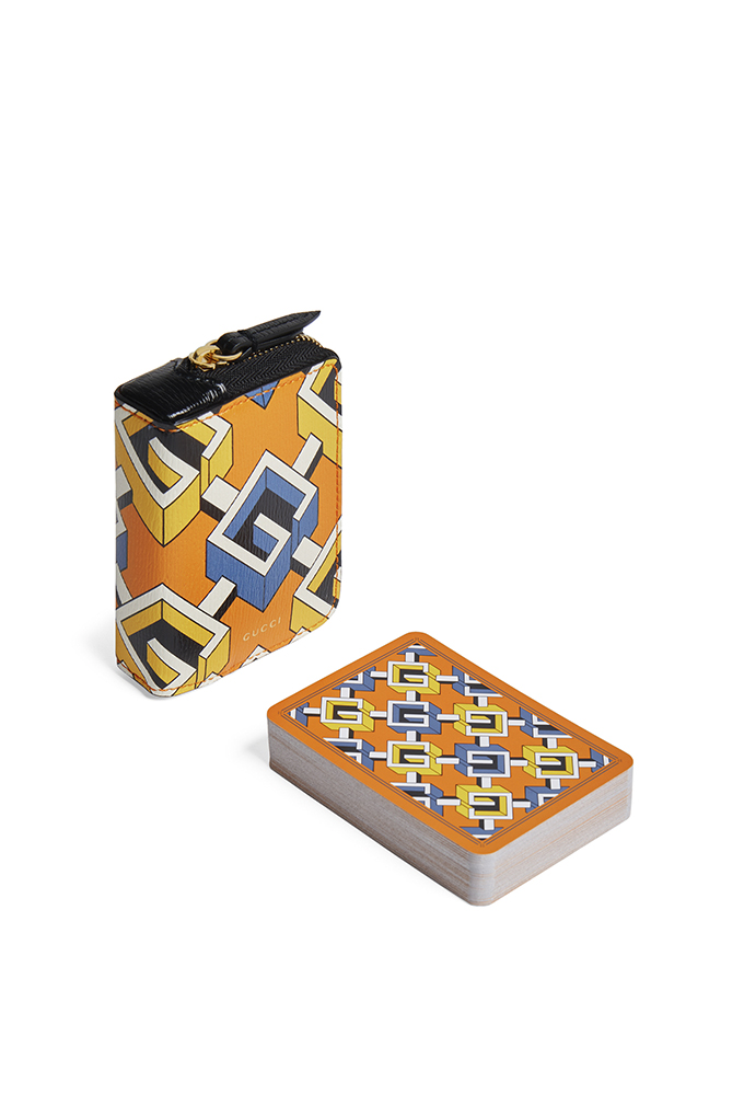 Playing cards Gucci