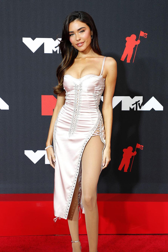 Madison Beer in Dolce & Gabbana