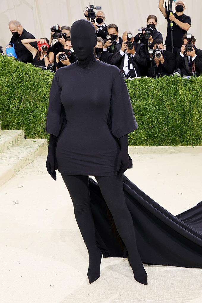 Kim Kardashian West Met Gala 2021