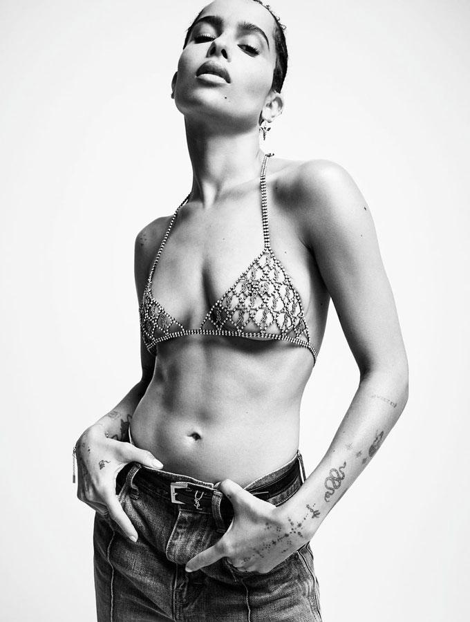 Met Gala 2021 Zoe Kravitz Jessica McCormack diamonds SL campaign