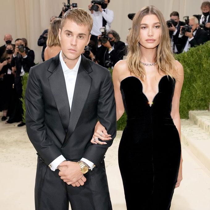 Met Gala jewellery Biebers