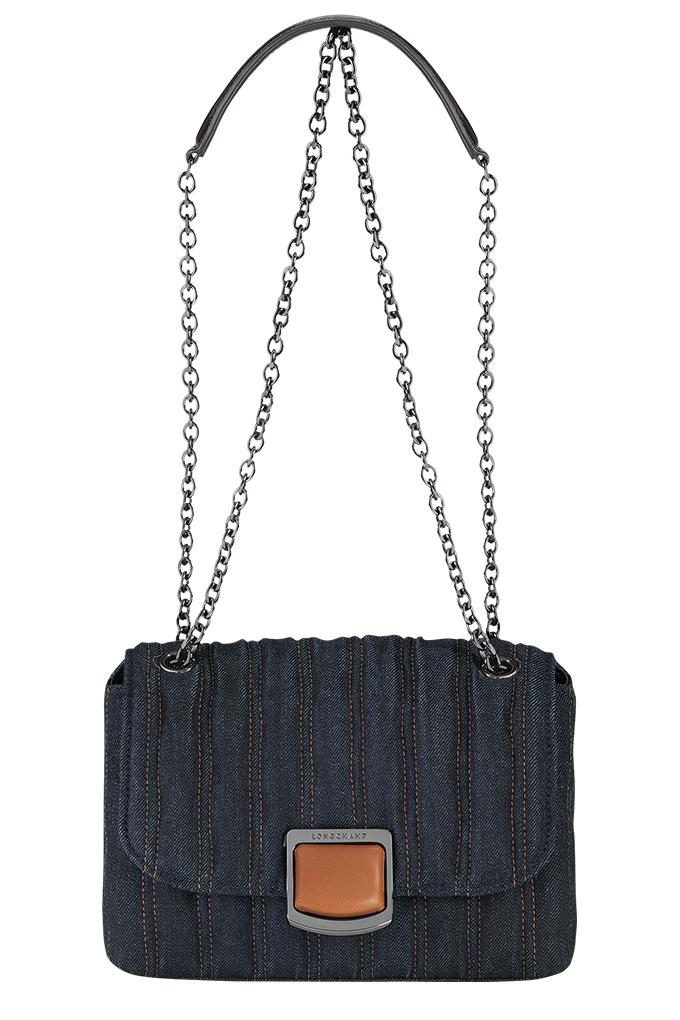 Brioche Denim Crossbody Bag Small_SGD1020
