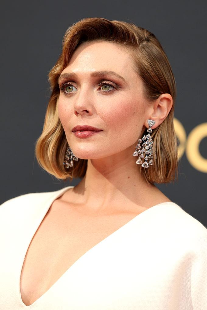Emmy Awards jewellery Elisabeth Olsen