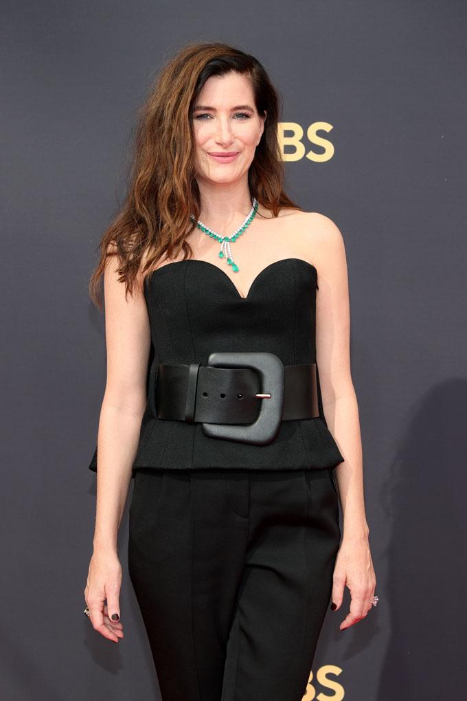 Emmy Awards jewellery Kathryn Hahn