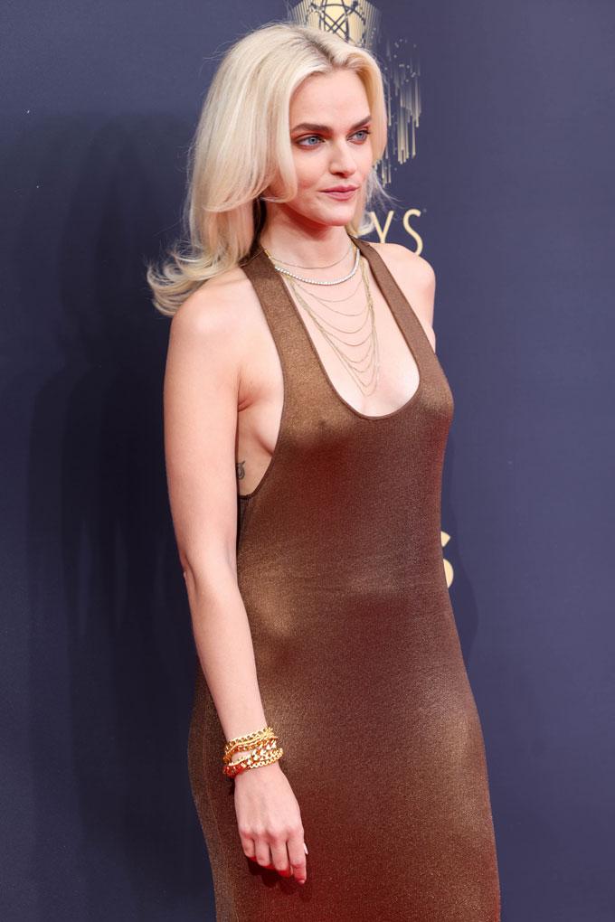 Emmy Awards jewellery Madeline Brewer