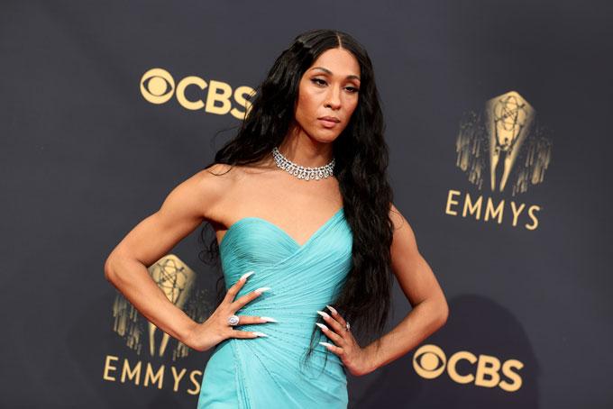 Emmy Awards jewellery MJ Rodriguez
