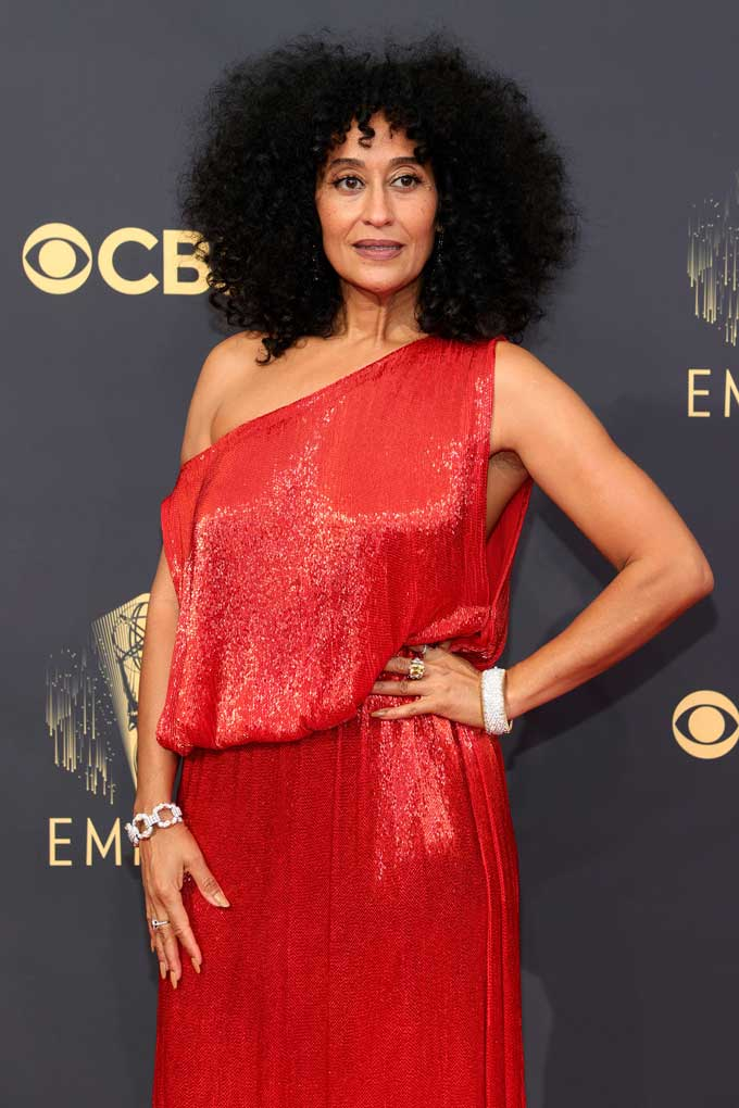 Emmy Awards jewellery Tracee Ellis Ross