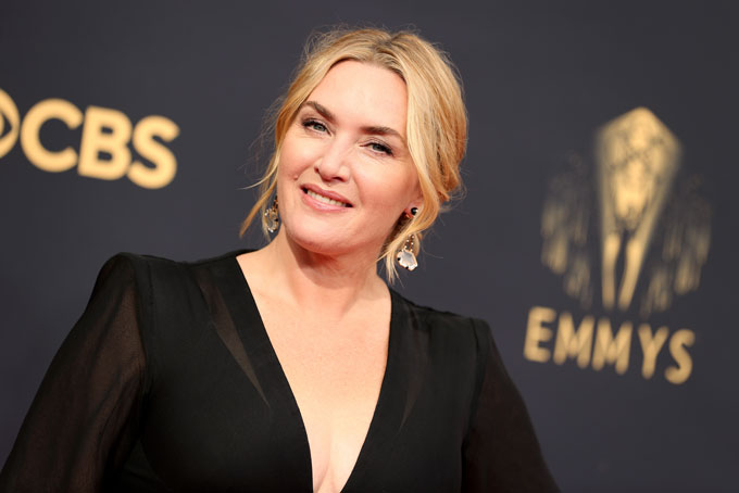 Emmy Awards jewellery Kate Winslet