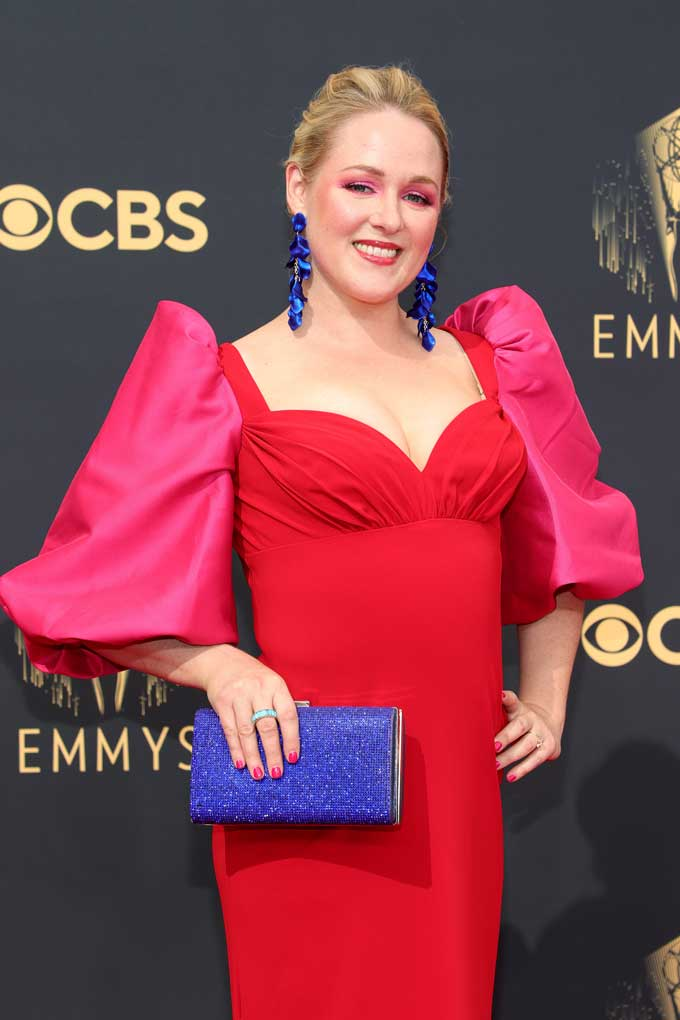 Emmy Awards jewellery Ariel Dumas
