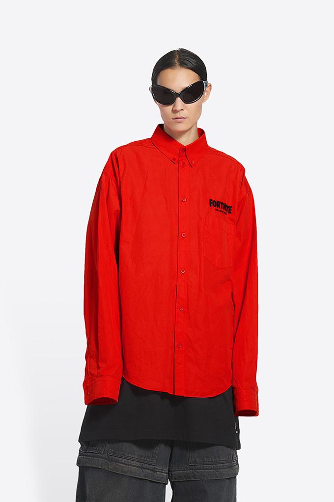 Balenciaga-Fortnite-red-shirt