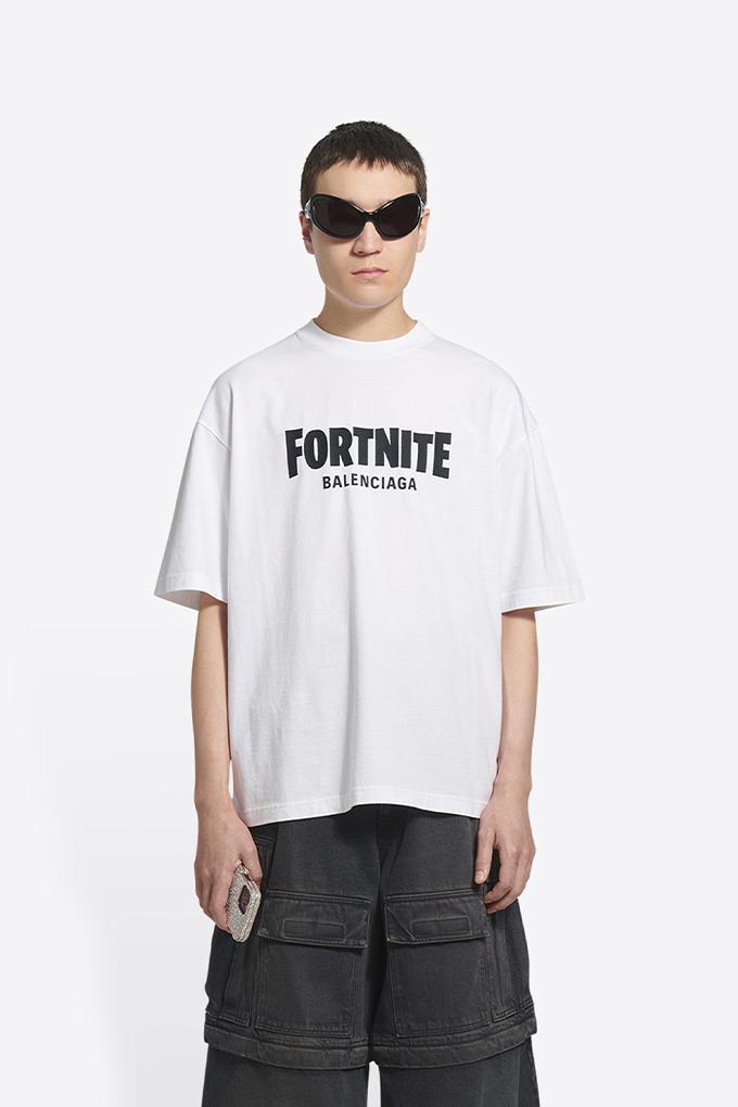 Balenciaga-Fortnite-white-shirt