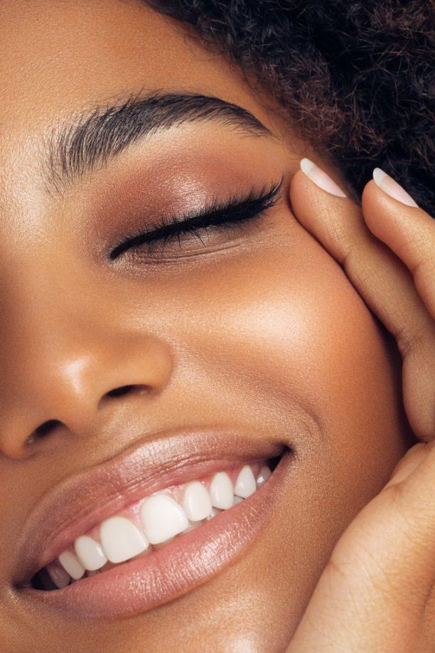 Vogue Singapore 2021 - beauty skincare glow skin