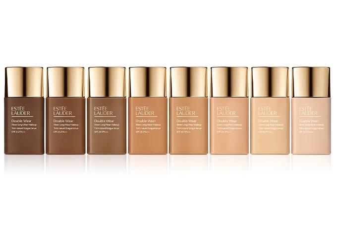 Estee Lauder Double Wear Sheer Long-Wear Makeup SPF20PA++