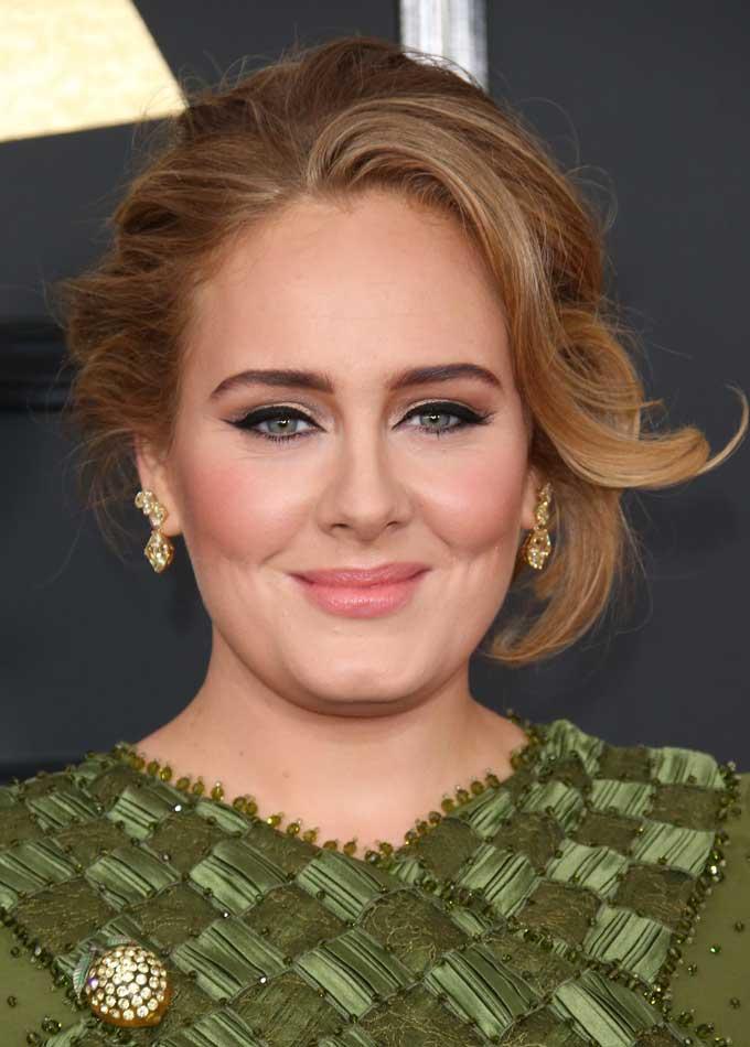 Adele best earrings Grammys 2017